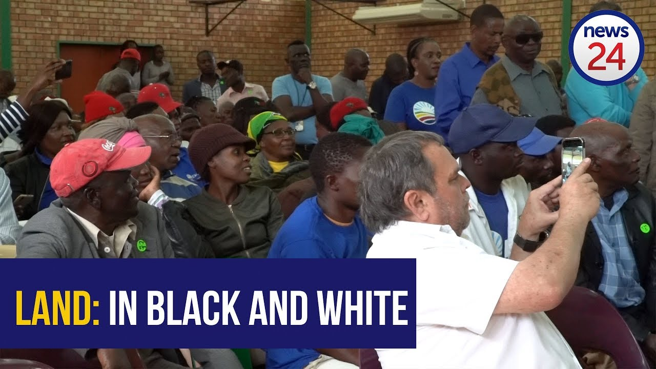 WATCH: South Africans on land expropriation